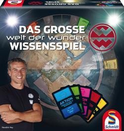 Welt der Wunder Wissensspiel